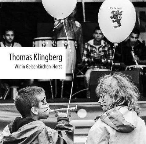 Bildband, Fotobuch von Thomas Klingberg