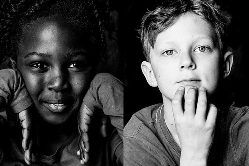 """Geneinsames Fotoprojekt """"Sei wie Du Dich fühlst"""" mit der Fotografin Ulrike Fox"""
