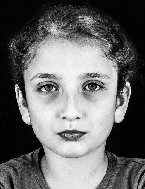 Libanesisches Mädchen