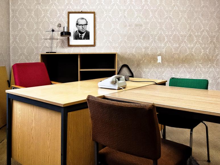 Ehemaliges Stasibüro in Berlin Hohenschönhausen