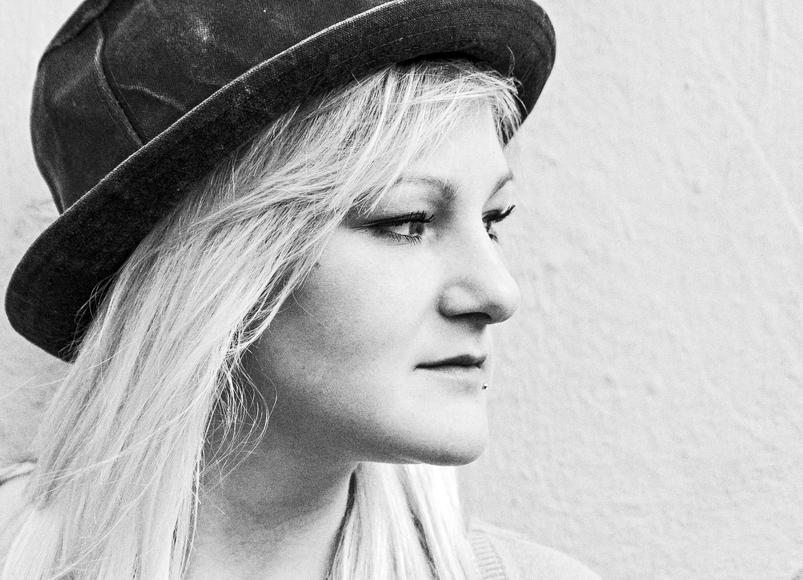Portrait einer jungen Frau aus Gelsenkirchen