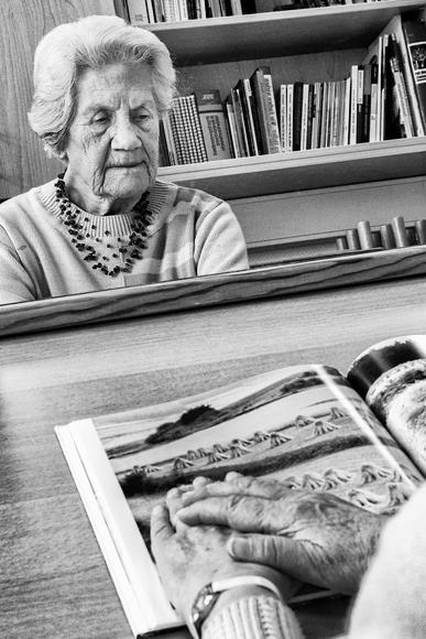 Portrait im Rahmen der Demenzkampagne in Gelsenkirchen 4