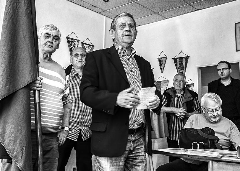 Reinhold Adam, ehemaliger Stadtverordneter in Gelsenkirchen