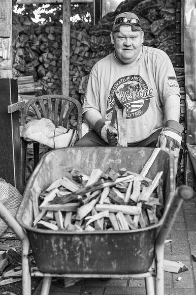 Stefan - Arbeiter aus Düsseldorf