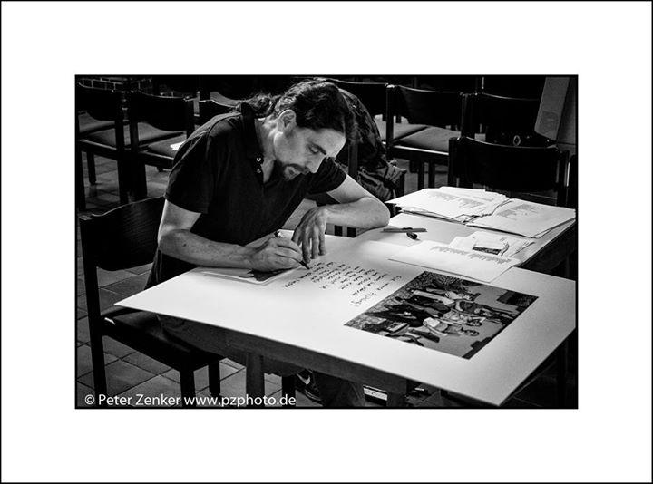 Kunstprojekt Sprachbilder / Bildsprachen
