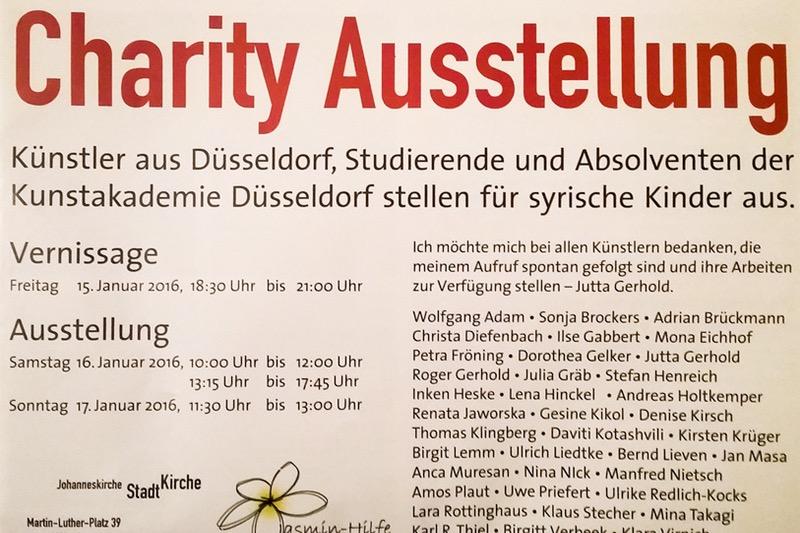 Charity Ausstellung