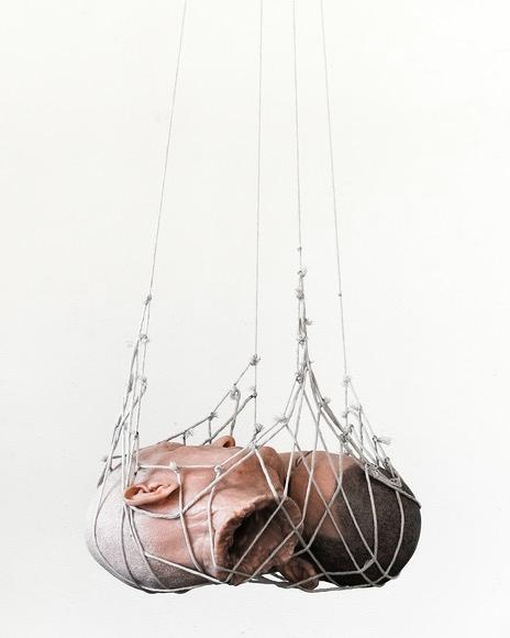 Unbetitelte Installation von Gil Shachar