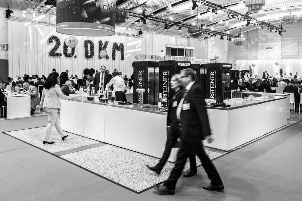 20 Jahre DKM Leitmesse Finanz Versicherung