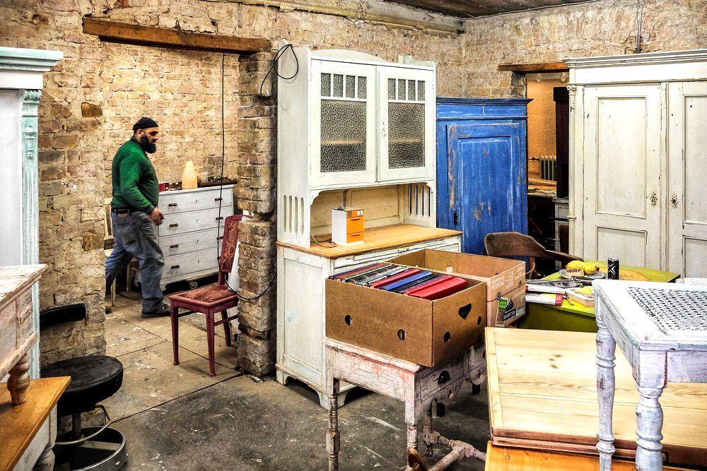 Furniture Restoration in Berlin Schöneberg