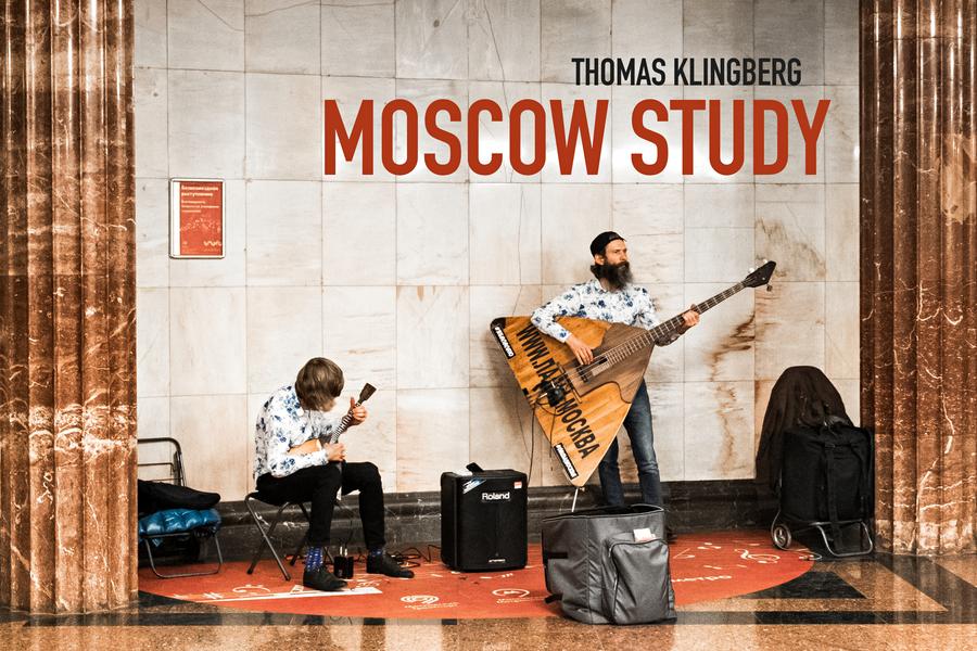 Moscow Study Fotografie Moskau