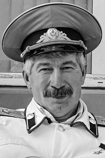 Portrait eines Moskauers - Thomas Klingberg