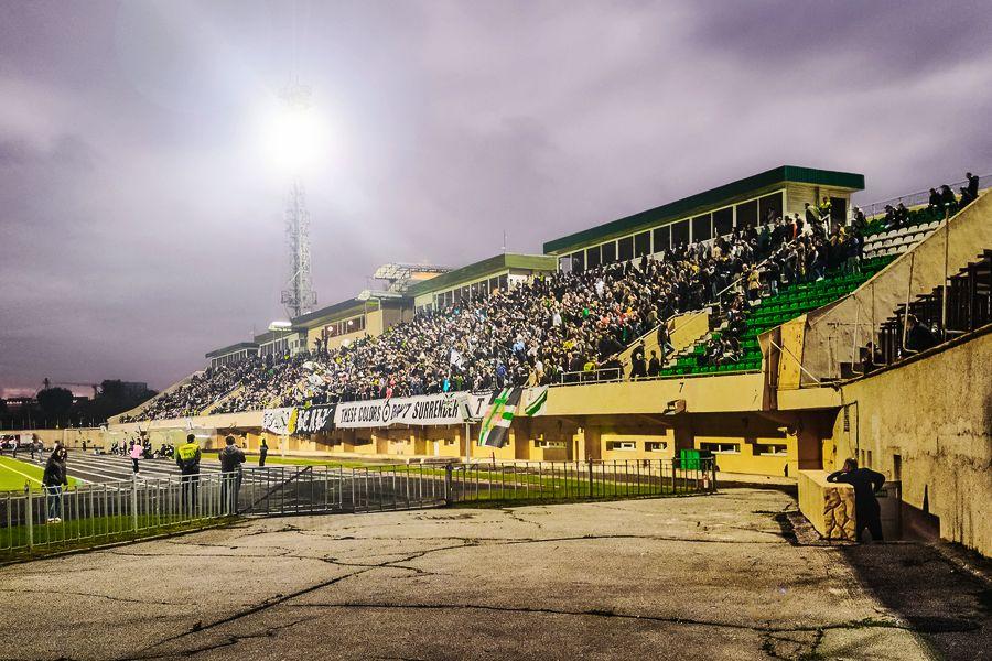 Eduard-Strelzow-Stadion in Moskau