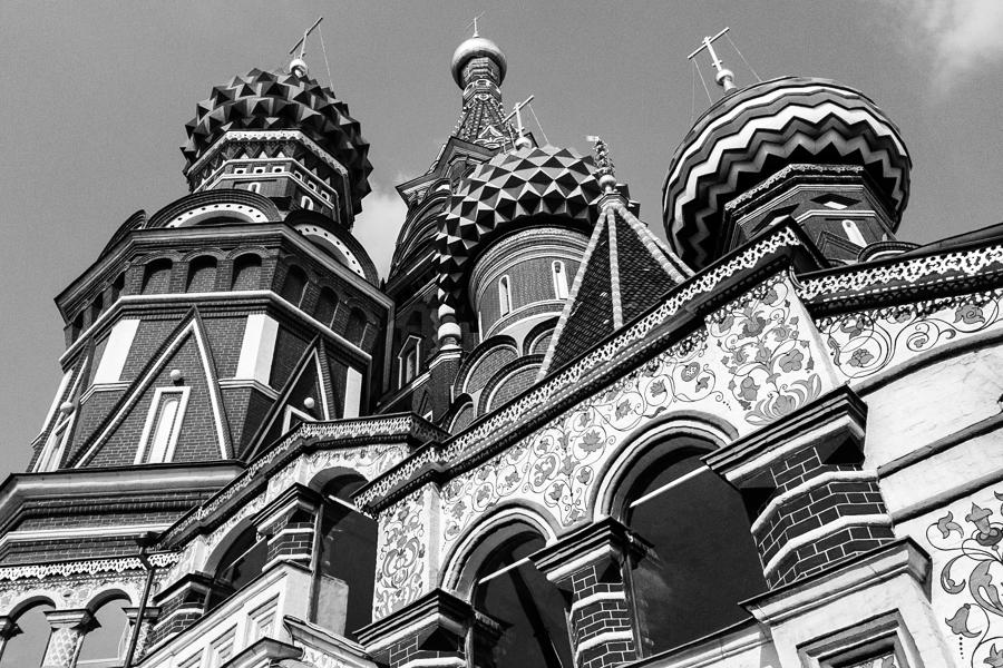 Basilius Kathedrale Moskau, Roter Platz in Moskau