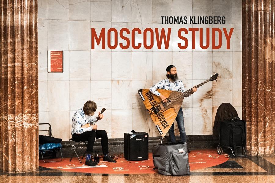 Moskau -Dokumentarfotografie von Thomas Klingberg