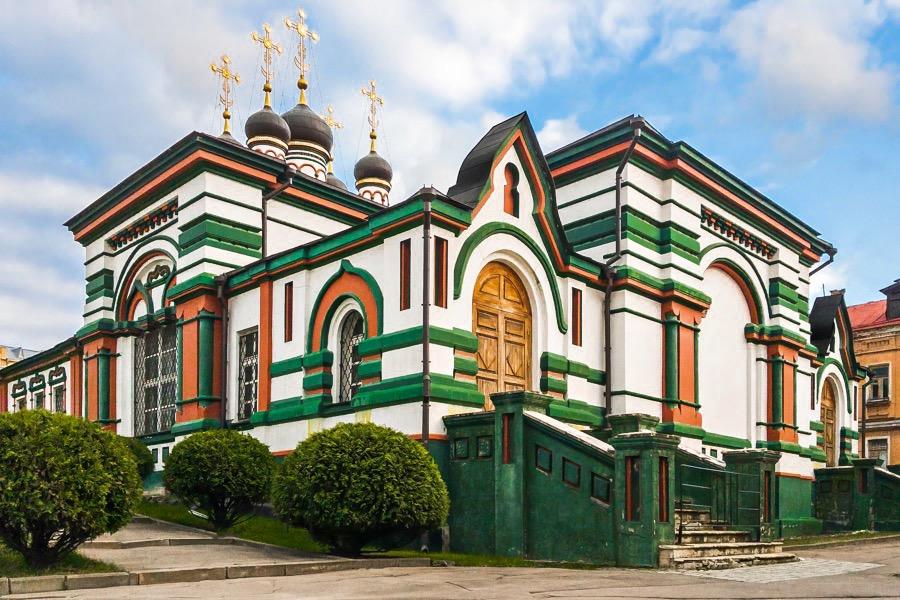 Rozhdestvensky Convent, Moscow