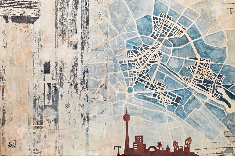 Jaqueline Lobodda - Collage