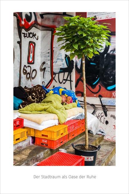 Aus: stadTraum - Thomas Klingberg - Ausstellung in Gelsenkirchen
