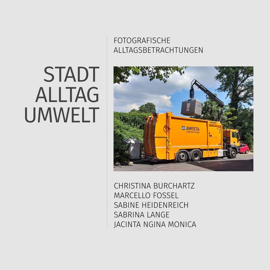 Bildband, entstanden aus einem Fotoworkshop in Düsseldorf