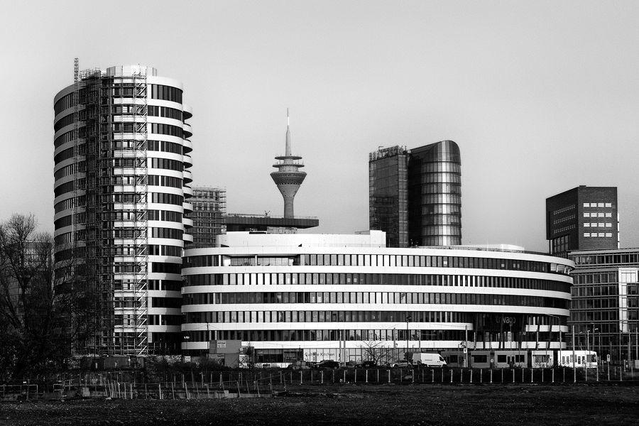 Trivago Düsseldorf Kesselstrasse Medienhafen