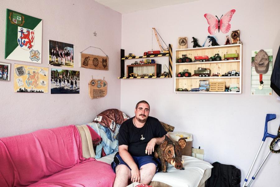Sozialdokumentarische Fotografie - Brüche und Aufbrüche