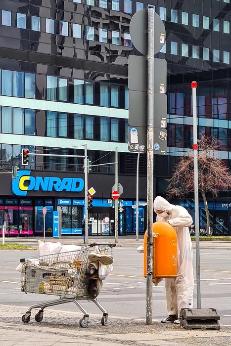 Armut und Covid Pandemie in Deutschland, Berlin